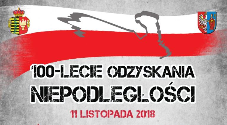 Obchodzimy 100 – lecie odzyskania niepodległości wChrzanowie