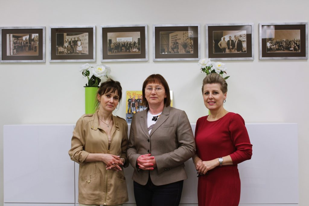 Cooperation with the Municipal Public Library in Chrzanów and the Eco-Chrzanów campaign