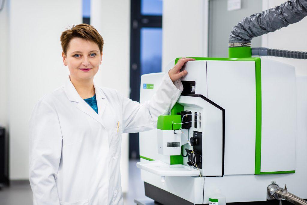 ICP-MS-Technik zur Untersuchung von Edelelementen in Katalysatoren