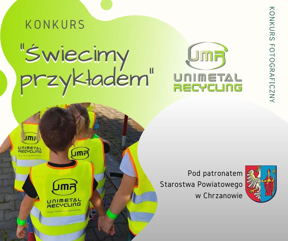 """Konkurs """"Świecimy przykładem"""" pod patronatem Starostwa Powiatowego w Chrzanowie"""